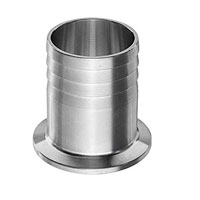 Stainless Steel 316 Tri Clamp Adapter