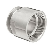 Stainless Steel Tri Clamp Adapter