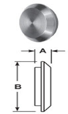 Dimensions Schedule of I-Line End Caps