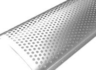 ASTM B265 Pure Titanium Perforated Sheet