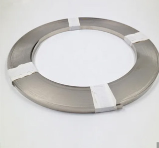 Titanium Metal Strip