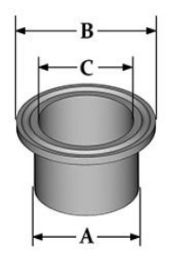 Tri Clamp Fittings Sizes