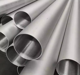 UNS R50400 Welded Pipe